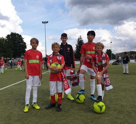 Fortuna Fussballcamp 2019